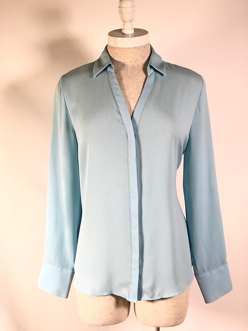 Blusa Azul Worthington