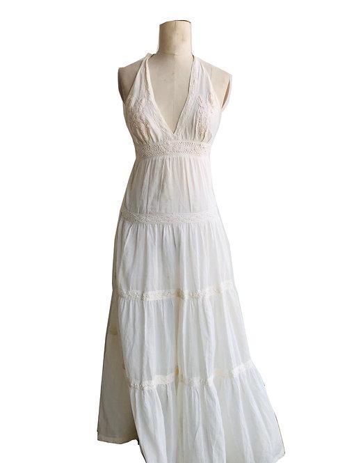 Maxi dress Single-dress