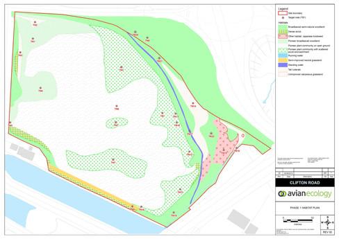 Clifton Road Runcorn_Ecological Constrai