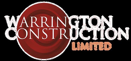 Warrington Construction Logo Reproductio