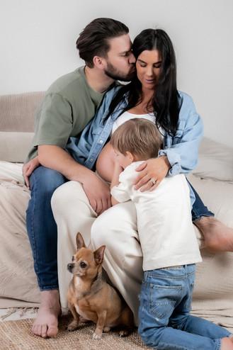 ELVIS&CO Family Portrait