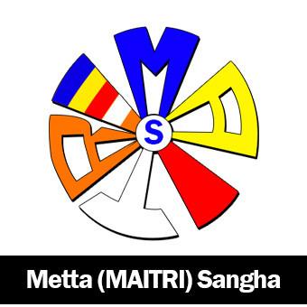 Metta (MAITRI) Sangha Logo