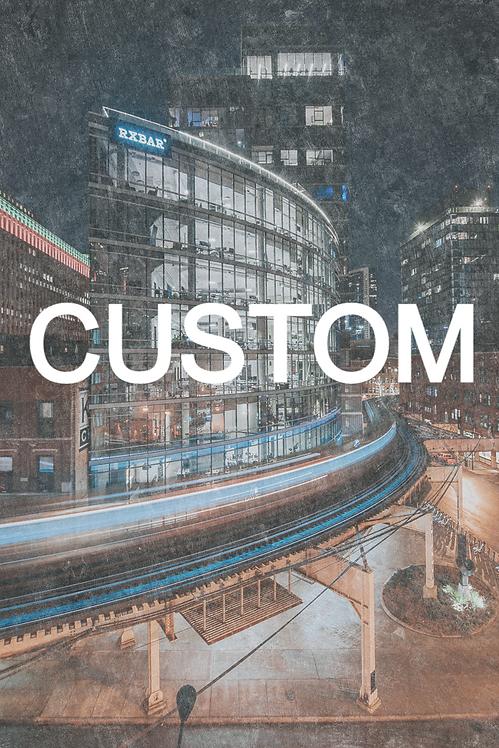 Custom Vertical
