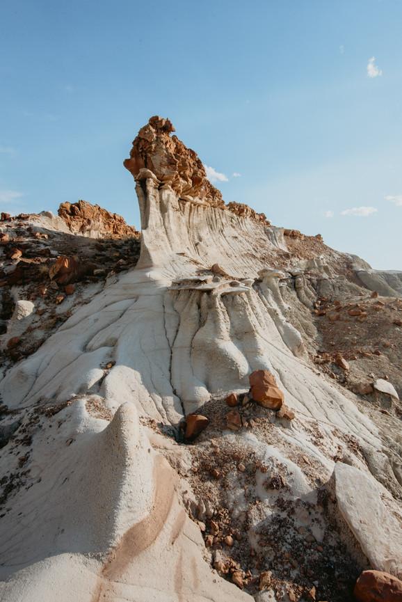 Bisti Badlands, New Mexico