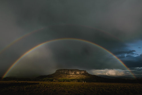 Black Mesa Double Rainbow