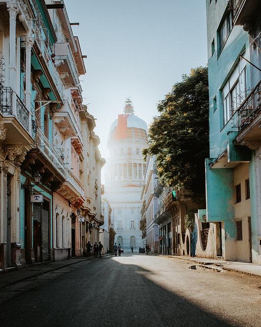 Capital Building of Cuba