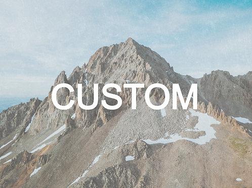 Custom Horizontal