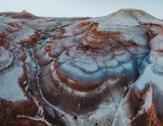 Colorfull Utah Hills