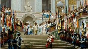 Personnalités #9 - Luís XIV: não voe perto do Sol