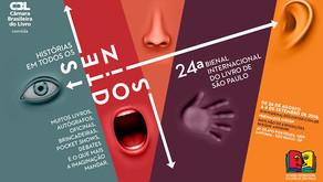 Bienal 2016 SP - Está sendo demais!!!