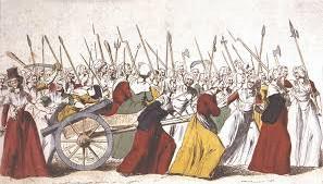 Histoire - A mulher na Revolução Francesa