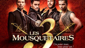 Les 3 Mousquetaires - O musical do ano na França
