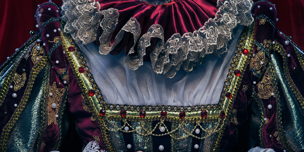 Tudor Costume & Staging Movement: fights, intimacy and characterisation