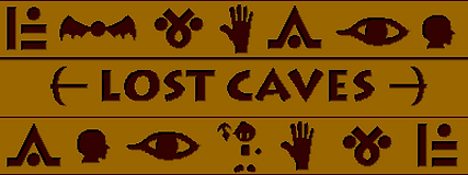 Lost Caves Title Art Pixelated.png