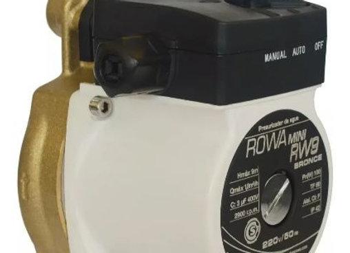 Bomba Presurizadora Rowa Mini 9