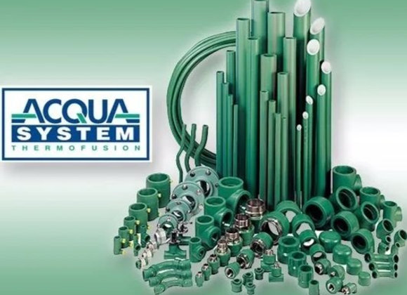 Caño Fusión Agua Acquasystem PN20 de 25mm X 4mts