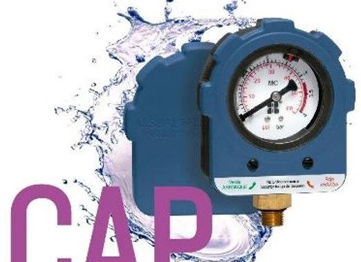 Control Automático Presurizador Pluvius Cap