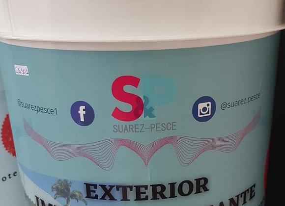 Latex Exterior Impermeabilizante S&P - Blanco
