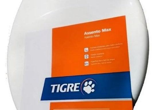 Tapa Asiento Inodoro Universal Pvc Tigre Max Anatómico