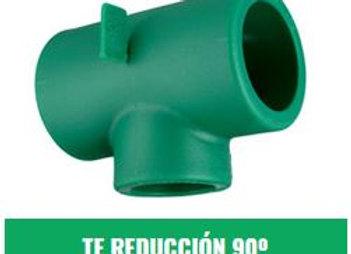 Tee 90° Reducción Central IPS Fusión (20mm a 63mm)