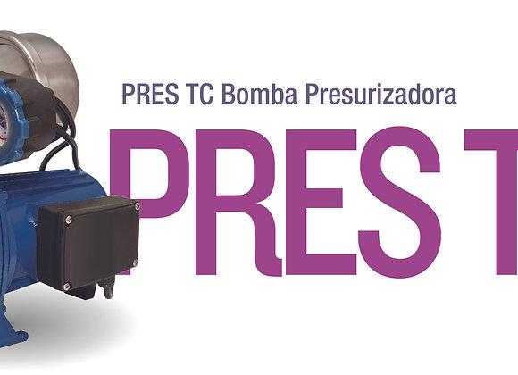 Bomba Presurizadora Pluvius Pres TC 600w 5 Baños
