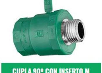 """Tubo Rosca Macho IPS Fusión (20x1/2"""" a 63x2"""")"""