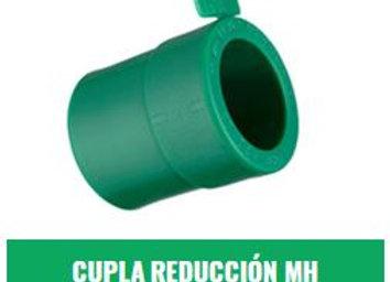 Cupla Reducción MH IPS Fusión (20mm a 63mm)