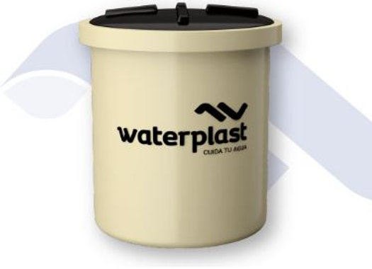 Tanque Multipropósito Tricapa Waterplast 100 Lts