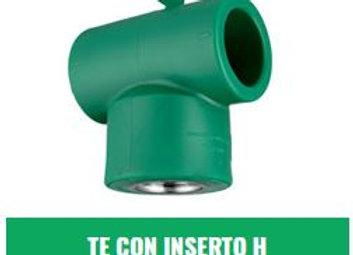 """Tee 90° Rosca Hembra Central IPS Fusión (20x1/2"""" a 32x1"""")"""