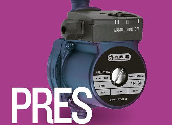 Bomba Presurizadora 500 W Automática 4 Baños Pluvius PRES500