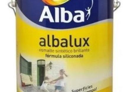 Esmalte ALBA Sintético ALBALUX Blanco