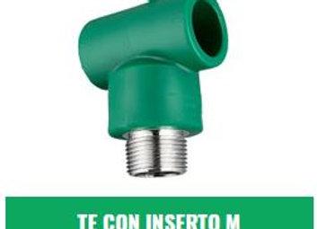 """Tee 90° Rosca Macho Central IPS Fusión (20x1/2"""" a 32x1"""")"""