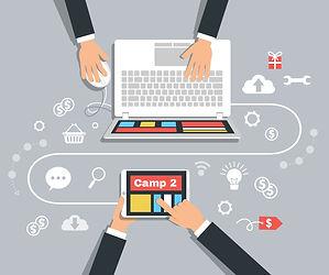 Basecamp Camp 2 Portfolio