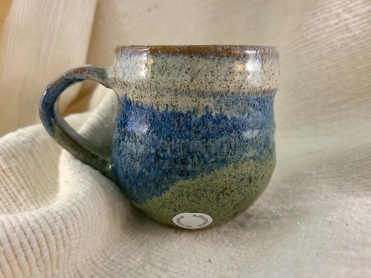 Adirondack Stoneware Mug, Medium
