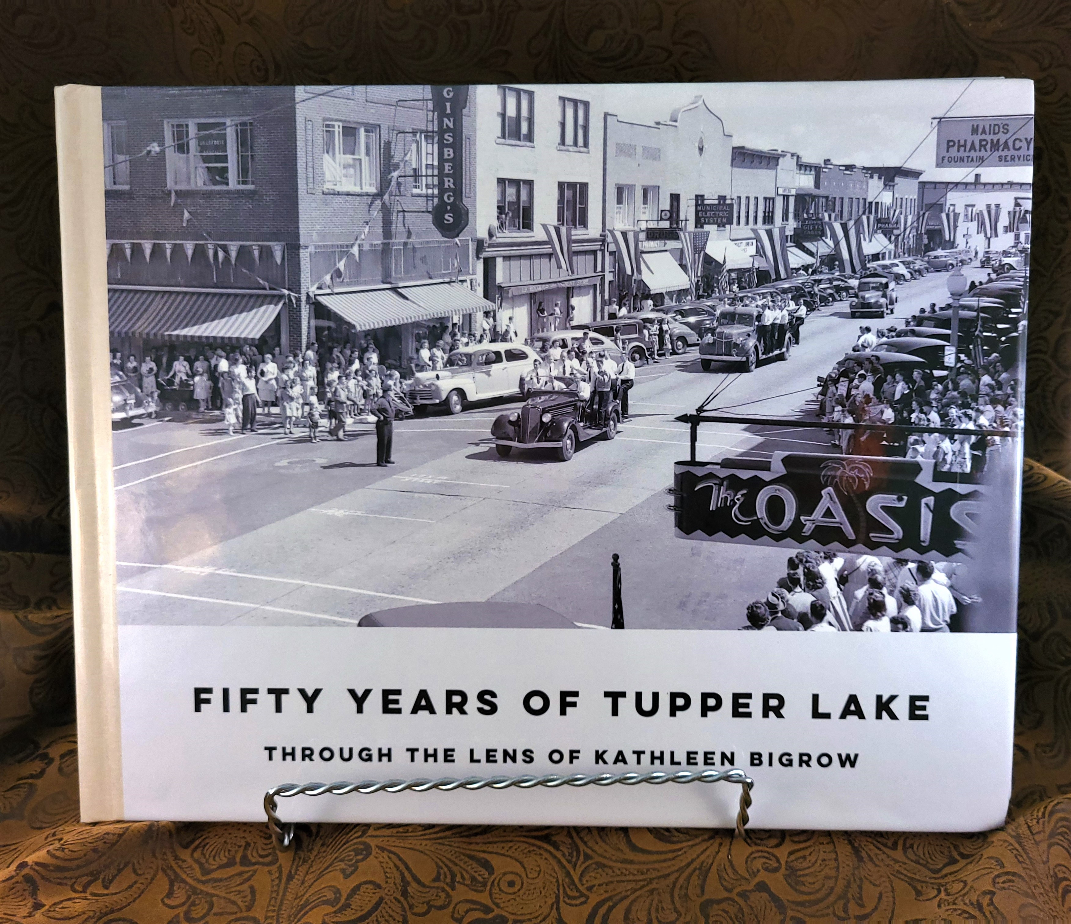 Fifty Years of Tupper Lake: Through the Lens of Kathleen Bigrow