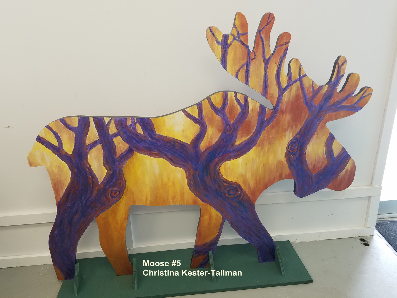 Moose 5 Side 1 Christina Kester-Tallman.