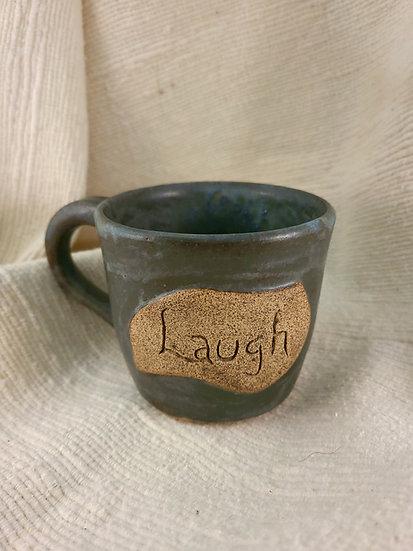 """Laugh"" Mug"