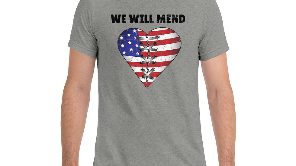 WE WILL MEND