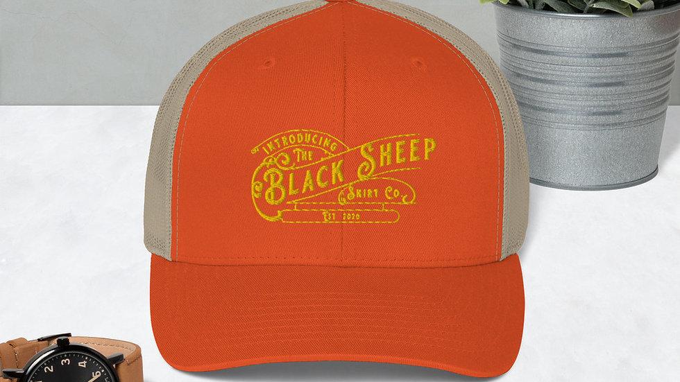 The Black Sheep Shirt Retro Trucker Cap