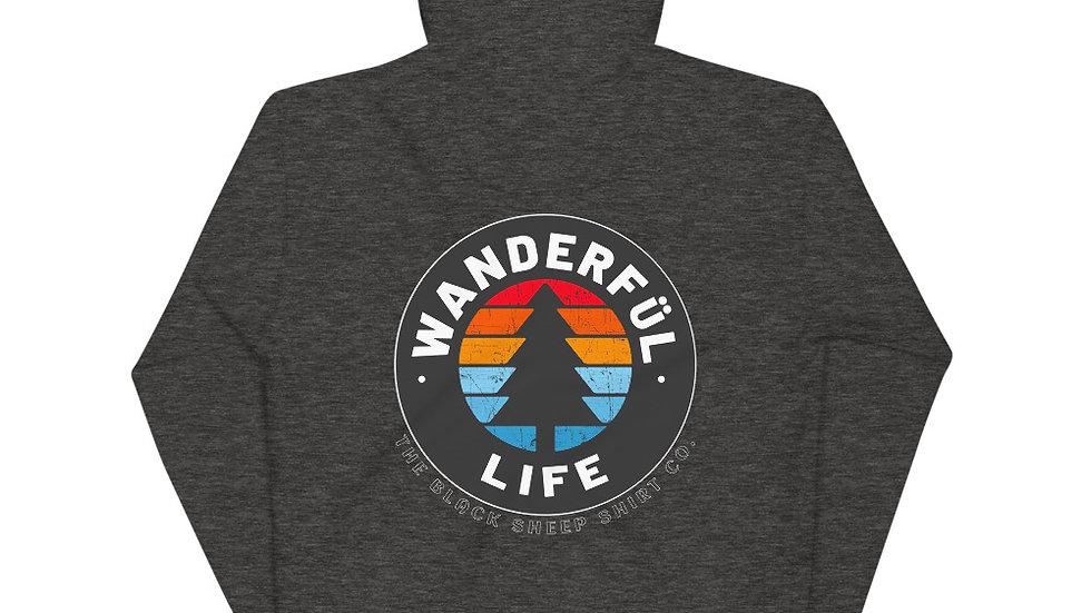 Unisex Wanderful Life Hoodie
