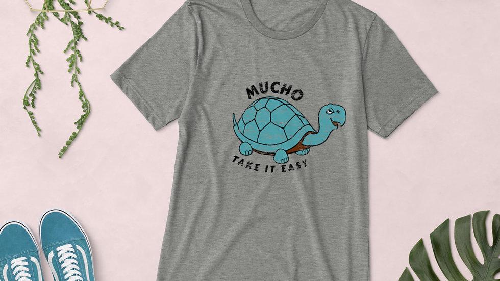 Take it Easy Turtle Unisex T-Shirt