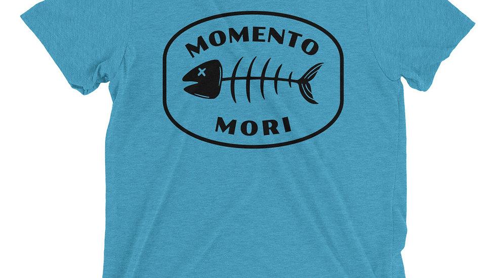 Fish Bones Momento Mori T-Shirt