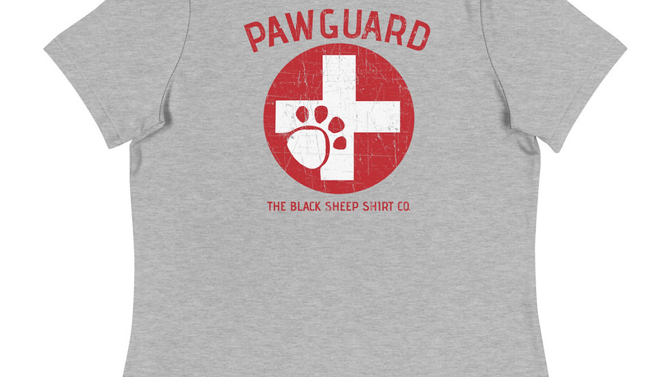 Women's PAWGUARD Animal Rescue T-Shirt