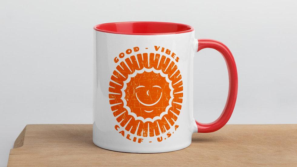 Good Vibes Sunshine Mug