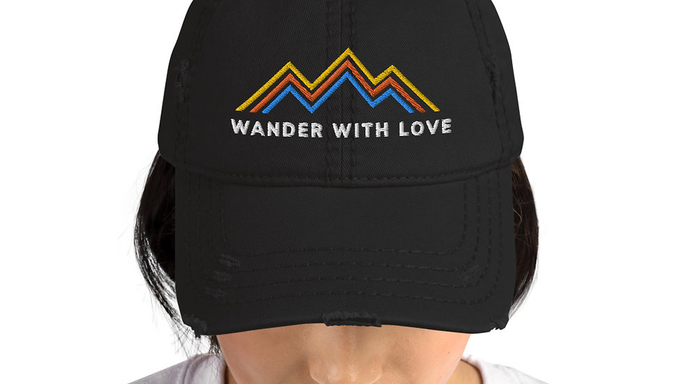 WANDER WITH LOVE CAP