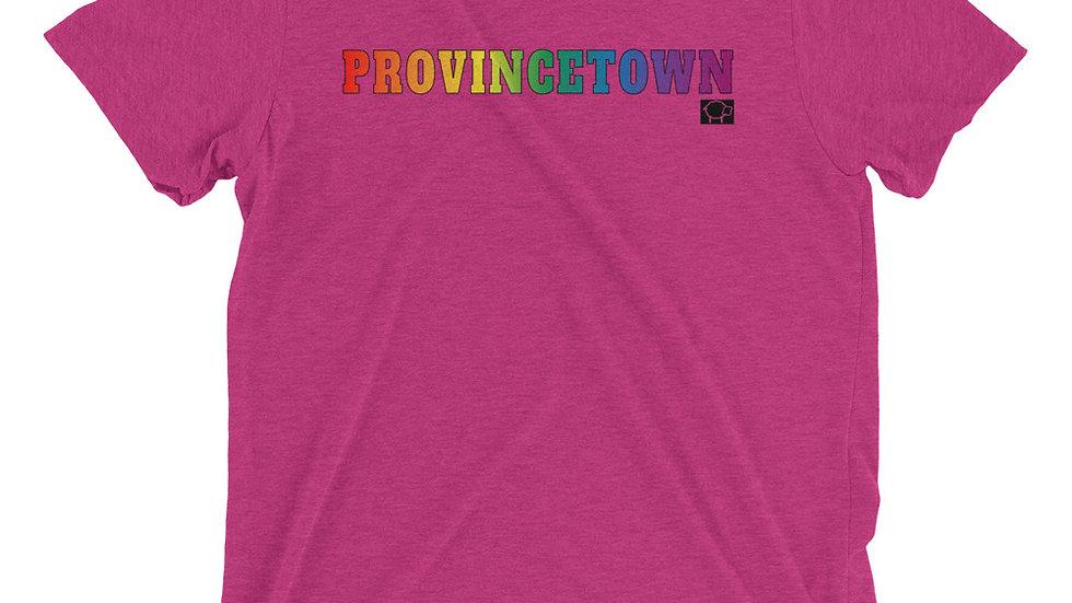 Provincetown Rainbow Black Sheep
