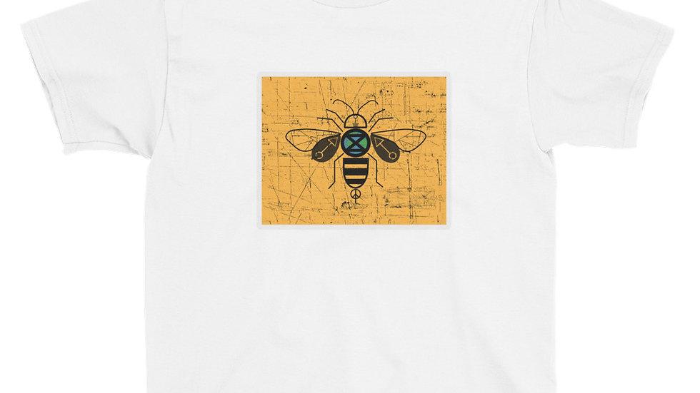 Youth Extinction Rebellion Geo-Bee T-Shirt