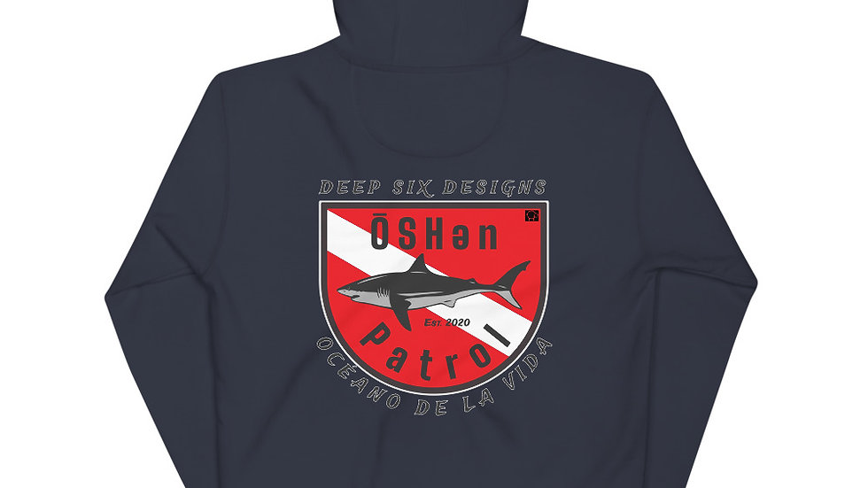 Diver Oshen Patrol Hoodie