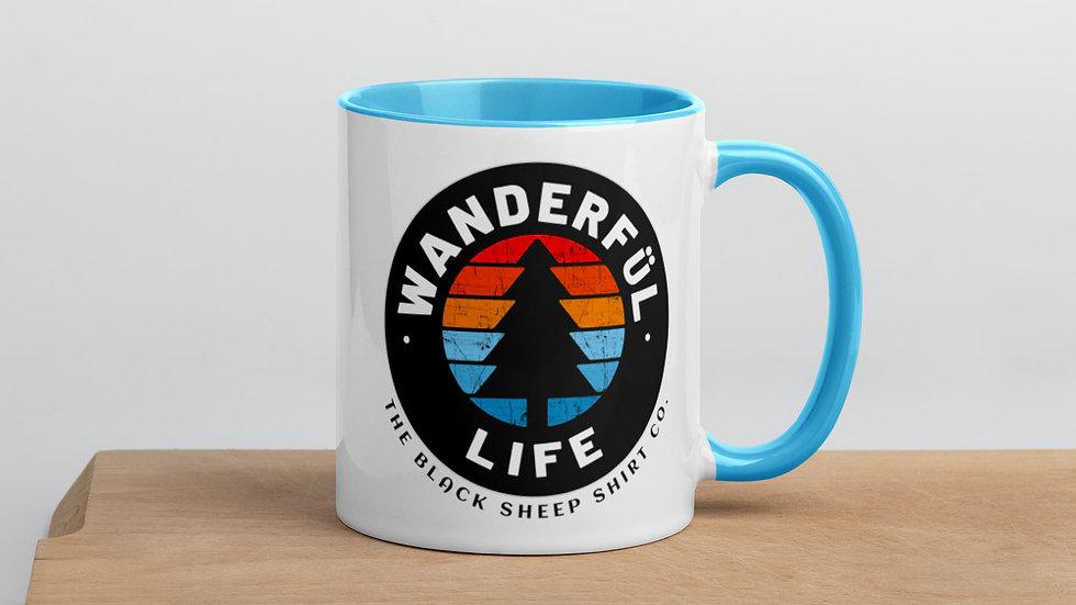 Wanderful Life Mug