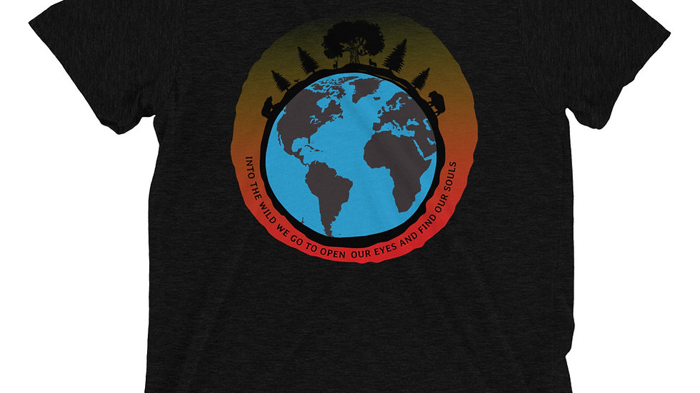 Into the Wild Find Your Soul T-Shirt